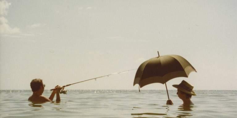 Sea and fish